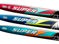 Louisville Slugger Super Z Bat Graphics