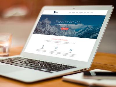 Landing Page landing page web
