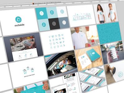 Curbside Branding curbside app ios iphone shopping branding