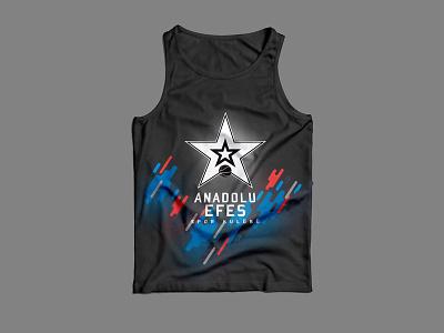 Anadolu Efes Tank Design tank sport fashion tshirt