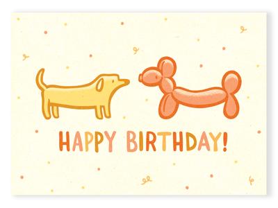 Birthday Dog Doppelgängers