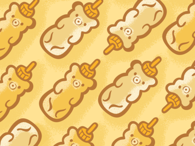 Honey Bear Pattern