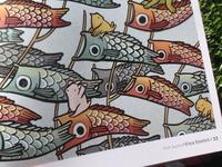 """Fish Socks"" In Ammo Magazine UK, Issue 8"