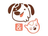 CharlieDog & Friends Logo!