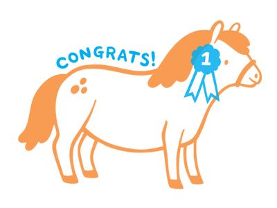 Congratspony