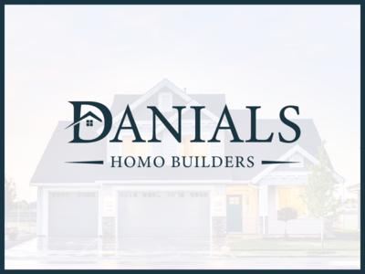 Danials Home Builders Logo