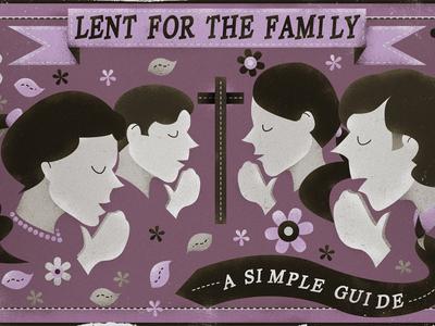 Lent e-book Illo