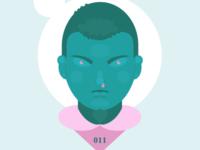 Eleven / Stranger Things