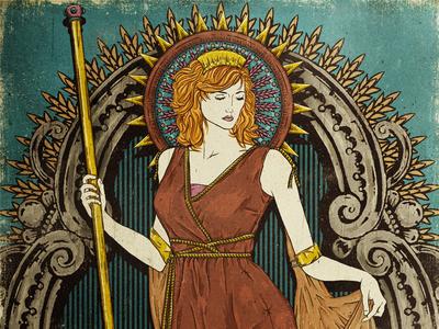 Demeter's Harvest poster
