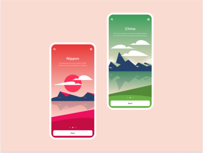 Traveling App ios app icon onboarding minimalism art illustration ios app travelling