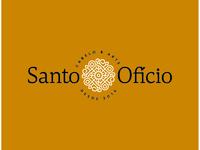 Santo Ofício branding
