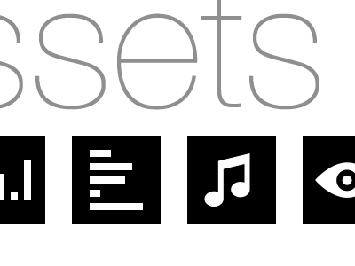 Assets assets pictos icons perch document presentation music spreadsheet helvetica neue