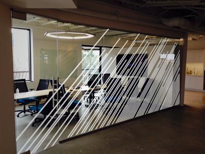 Office Screen environmental design