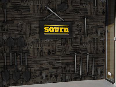 Sovrn Wall Explore 2 environmental design