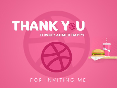 Thank You Towkir Ahmed Bappy