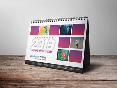 Desk Calendar Cover