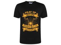 Biker T-Shirt Design