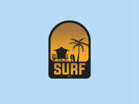 Surf More.