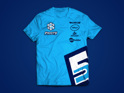 Mark Winterbottom - Shirt 2 identity design logo design custom design australia sports illustration shirt apparel racing motorsport supercars athletic