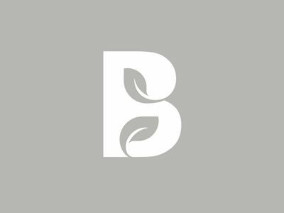 Botanic logo botanic symbol identity icon design branding logo