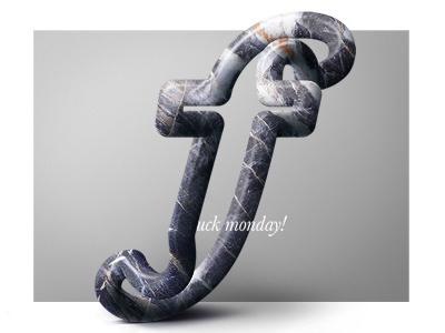 Fuck monday! monday fuck design lettering typo type typography graphic
