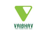 Vaibhav - The Furniture Hub | Logo
