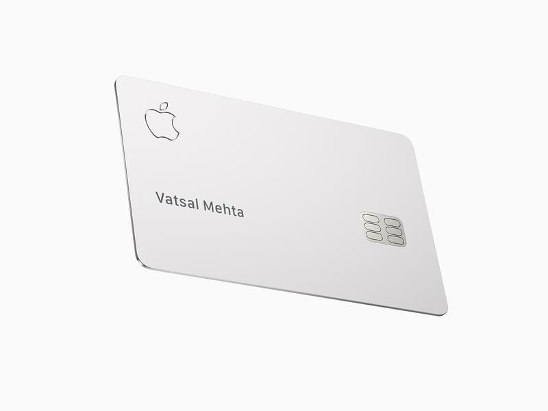 Apple Credit Card Mockup mockup download mockup creator card credit card apple mockup