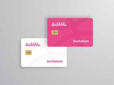 ✌️ Dribbble Invitations Giveaway