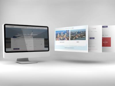airpeace website user interface mobile web mockup uidesign ui ux mobileui design appdesign