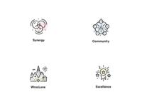 Tooploox - Presentation icons
