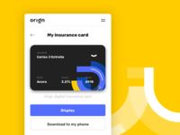 orign car insurance
