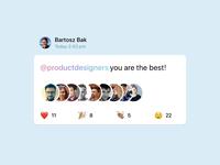 Thanksy - Slack app to celebrate appreciation 🎉