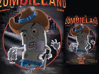 Zombieland Twinkie Poster