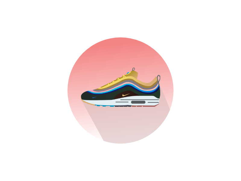 Air Max 197 SW Illustration by Flemming on Dribbble