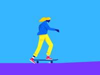 skater.....