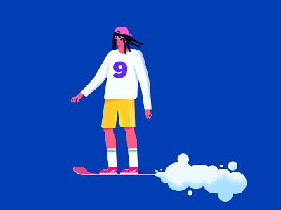 fly adobe illustree ui uibanner dribbbleshot dribbble vector graphicdesign designinpiration character characterdesign minimaldesign illustration minimal design