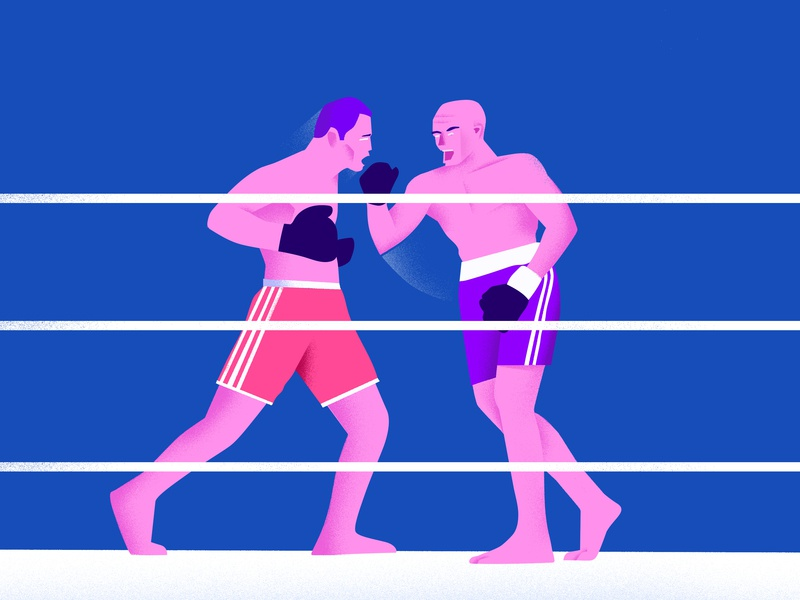 boxing photoshop illustrator adobe gfxmob ui dribbbleshot dribbble designinpiration vector graphicdesign character characterdesign minimaldesign illustration design minimal