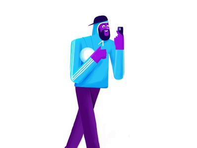 sports man dribbbleshot designinpiration dribbble vector graphicdesign character characterdesign minimaldesign illustration design minimal