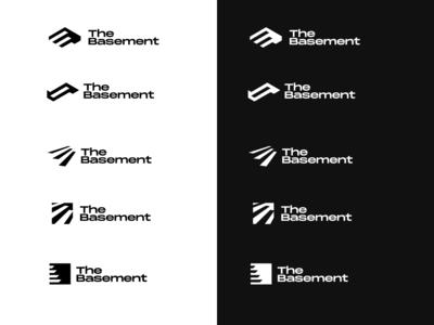 The Basement logo concept
