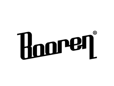 Booren guitar logo