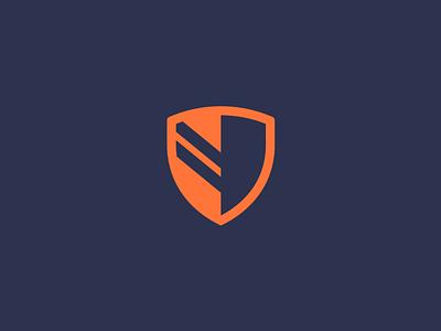 VPN Service icon logo design shield logo vpn app network safety shield inspiration logodesign clean mark design branding logo vpn