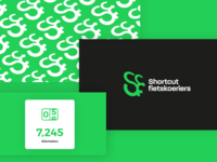 Shortcut branding and icon