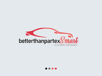 BetterthanpartexSmart Logo Concept