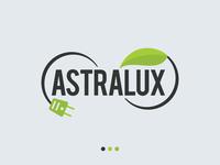 Astralux ECO Batteries Logo