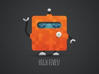 Pixelrobots