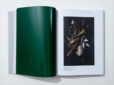 Reflections: Intersections Spreads print editorial art museum art catalog print design book design