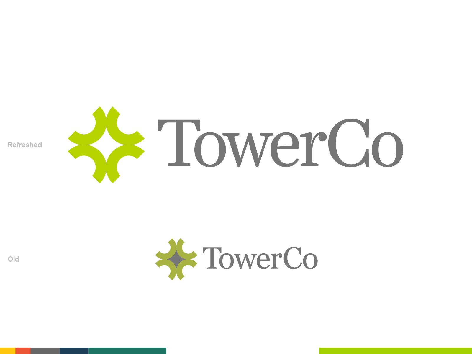 Unused concept — TowerCo Logo Refresh