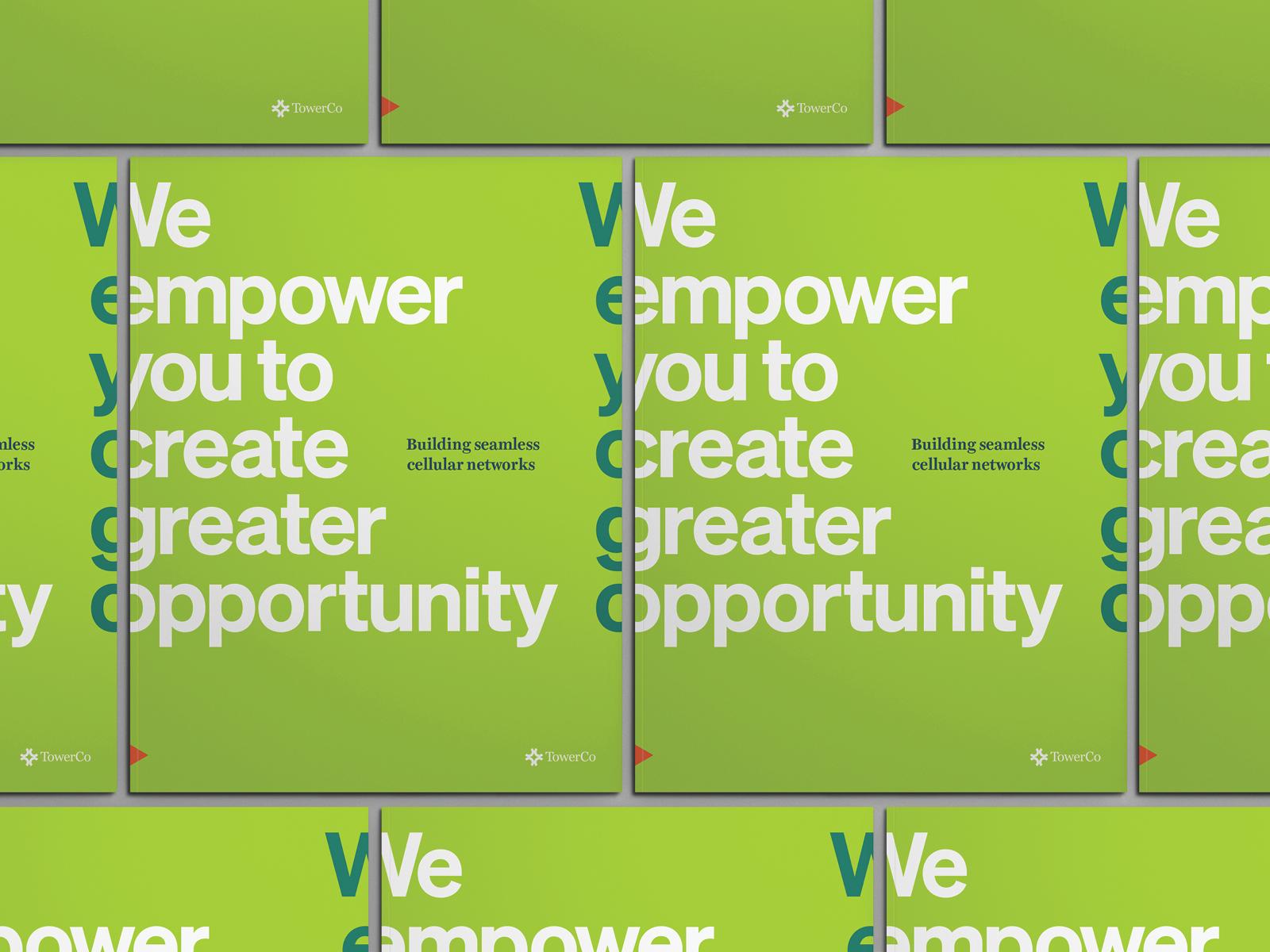 Unused Concept - TowerCo City Municipality Brochure