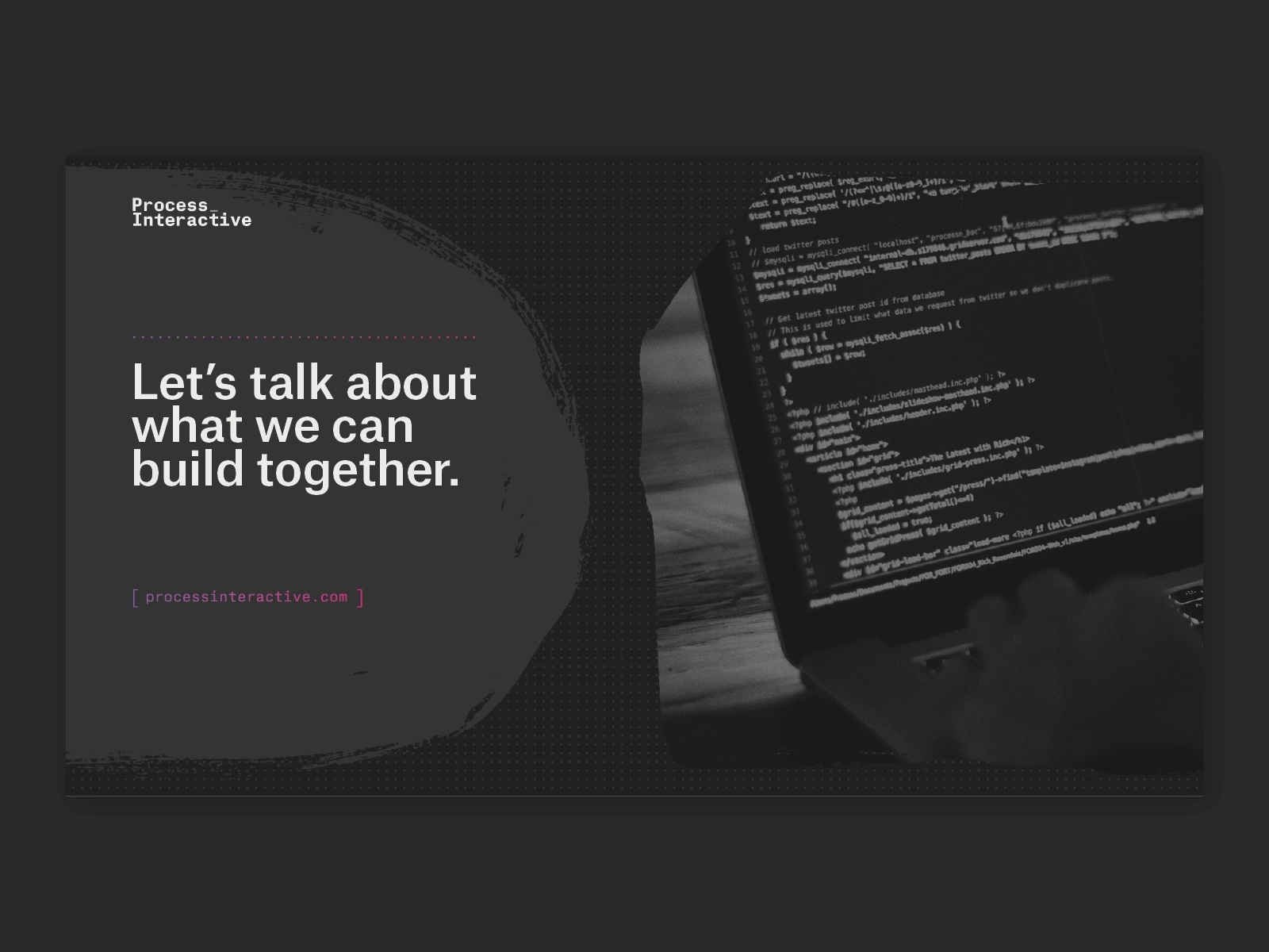 Unused Concept - Process Interactive