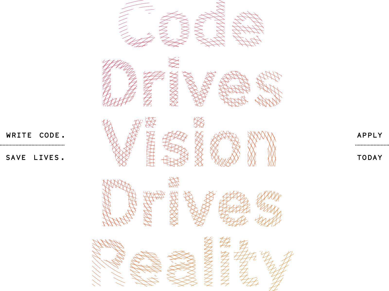 Unused Concept - Recruitment Campaign
